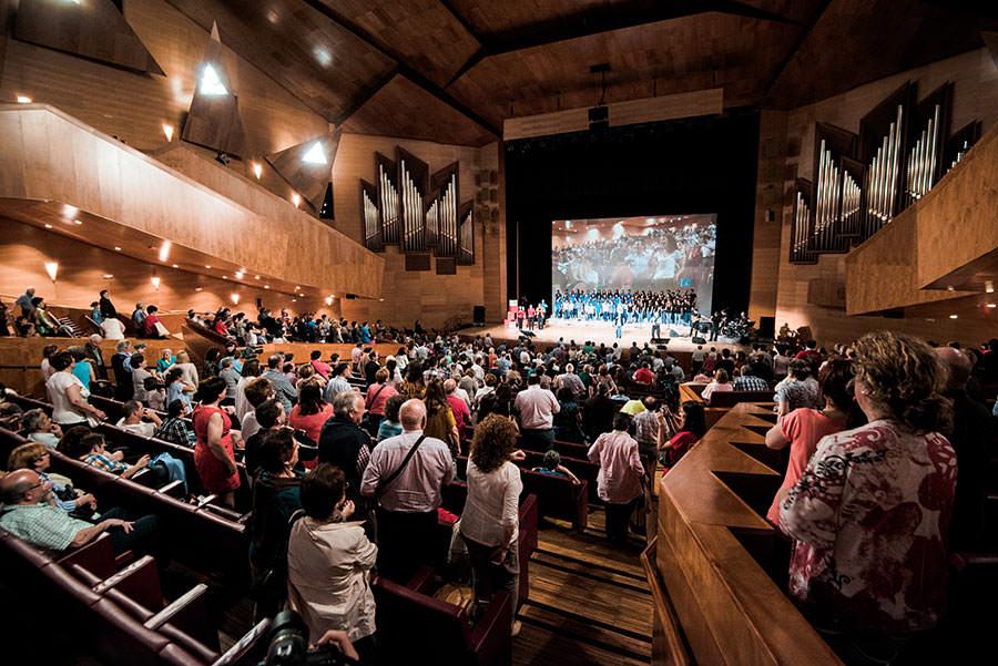fotografía de eventos en Bilbao
