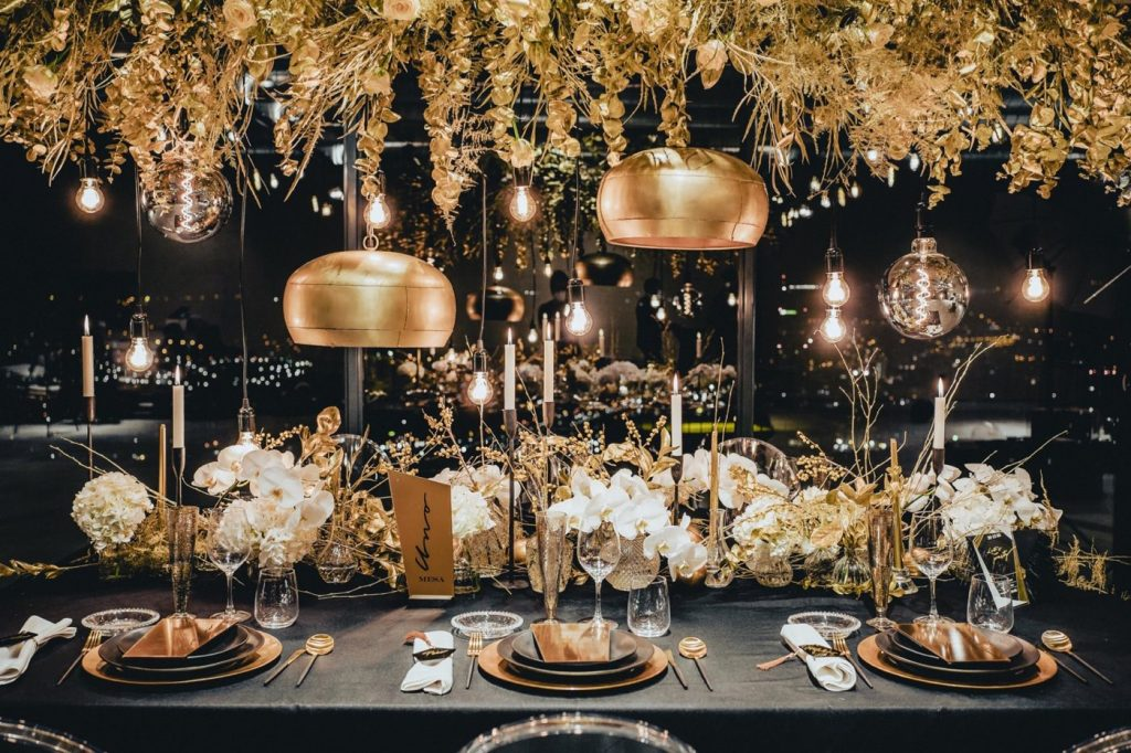 decoracion mesas etxekobe